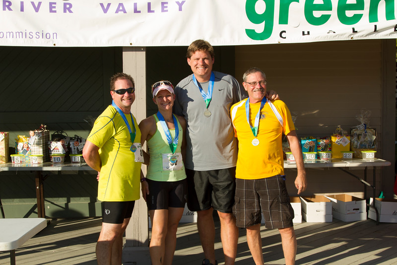 Greenway Challenge: At the Finish Line